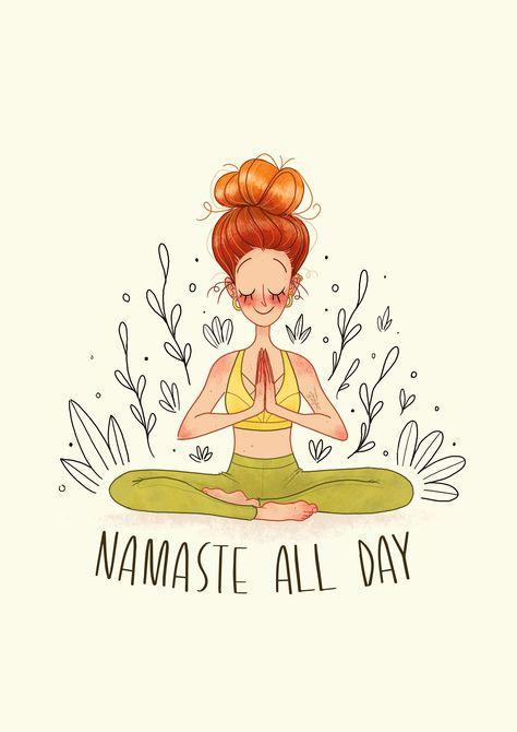 L'insegnamento dello Yoga.